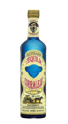Corralejo tequila bottle