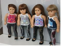 American Girl Doll Clothes   The Olivia 2Toned by TheTrendyDoll, $10.00