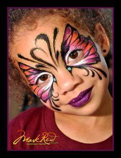 Butterfly by Mark Reid....one of my idols!!!  He is fantastic!