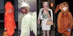 Best Unsexy Celebrity Halloween Costumes - Hilarious and Brilliant Unsexy Costumes