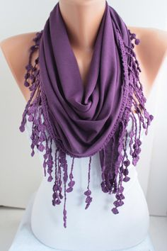 You can use lovely scarf as necklace, lariat, neck wrap, bandana or headband ..    Soft, lightweight    It is snappy , attractive and elegant      Smoke