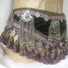 tribal belt closeup by DuhBe, via Flickr