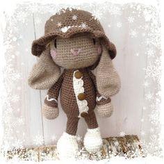 Galna i Garn Teddy Bear, Toys, Crochet, Animals, Threading, Activity Toys, Animales, Animaux, Clearance Toys
