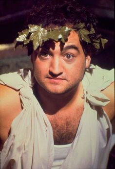 John Belushi (Animal House, 1978.  One of my favorite movies when I was a kid.)