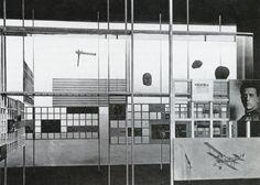 edoardo persico   Tumblr Edoardo Persico & Marcello Nizzoli, Salle delle Medaglie d'Oro (Gold Medals Room), Mostra dell'Aeronautica (Aeronautics Exhibition), Milan, 1934