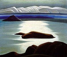 Lawren Harris.... Group of Seven (org.) 1920