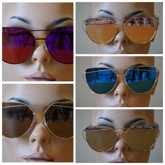 Barcelona Aviators Sunglasses www.glamcoutureboutique.com  #newarrivals #sunglasses #shades #accessories #sunnies #summer #aviators #fashiontruck #mobiletruck #mobileboutique #shopthetruck #westopyoushop #glamcoutureboutique