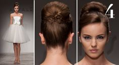 Wedding Hair Updo - The Wedding SpecialistsThe Wedding Specialists