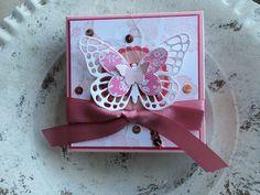 Box in Kirschblüte.... ~ STEMPEL...und deine Ideen werden wahr...