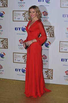 Gabby Logan arrives for the BBC Sports Personality Of The Year Gabby Logan, Sports Personality, Team Gb, Tv Presenters, Olympics, Bbc, British, Fashion, Moda