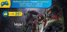 Wolfteam oynayıcıları Wolfteam'a gelen her kese 5 günlük Hamadah Bin Shabah özel verisyon HEDİYE!