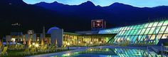 Enjoy a spa holiday in Austria - dive into the thermal world of Alpentherme Gastein, Salzburgerland. Organic Farming, Salzburg, Marina Bay Sands, Austria, Spa, World, Building, Holiday, Travel
