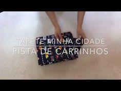 Tapete Interartivo Minha Cidade Pista de Carrinhos - YouTube