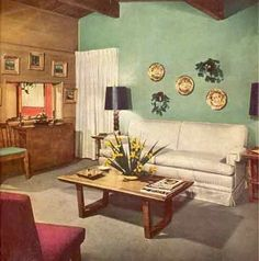 1000 Images About 1940s Home Decor On Pinterest 1940s