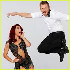 Nick Carter & Sharna Burgess Compete in 'DWTS' Finals - Watch Every Video! Finals 11-23-15. Crowning champion 11-24-15
