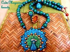 Handmade Terracotta Jewelry Designs By Mayoora Jewels