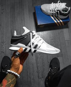 Adidas EQT Yes or no? Follow @mensfashion_guide for more! By Crystal Van Otten.guy #mensfashion_guide #mensguides