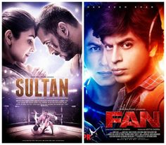 Double whammy! SRK's Fan and Salman's Sultan to be screened at 21st Busan International Film Festival