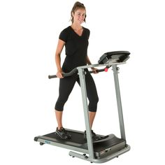 ProGear HC3500 Extended Weight Capacity Smooth Walking and Jogging Electric Treadmill with Heart Rate System. Extended Weight Capacity up to 350lbs. Super Quiet 1.5 Horse Power High Torque Motor means that any resistance applied to the belt increases the motor's power. Extended treadmill safety handle bars for walking securely help prevent any loss of balance. Easy on and off ground level walking surface allows for easy on and off of the treadmill. Ideal for building up walking speed and...