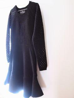 Ladybirds Nest - little black dress - Designers Remix