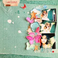 by Prisca  wow...... stunning page!!!