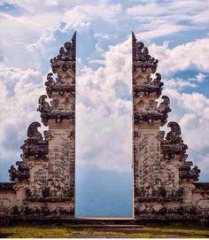 Puerta de Lempuyang, Bali, Indonesia