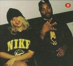 Faith Evens & Ice Cube