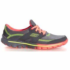 Skechers Go Walk 2 Burst Womens Walking Shoes