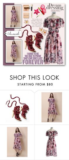"""""""Chicwish"""" by tanja133 ❤ liked on Polyvore featuring Derek Lam, Chicwish and Bobbi Brown Cosmetics"""