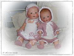 Handmade dollclothes