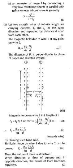 important-questions-for-class-12-physics-cbse-magnetic-force-and-torque-q-19jpg_Page1 #NCERT #NCERTsolutions #CBSE #CBSEclass12 #CBSEclass12Physics