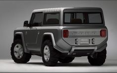 New Ford Bronco From Ford Motor Company will arrive soon with new Modifications on Design.The 2018 Ford Bronco is a nice selection of your Truck