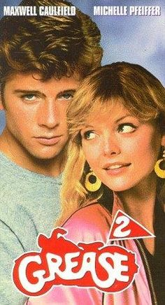 Grease 2 (1982)  I wanna cool cool rider if he's cool enough he can burn me through and through