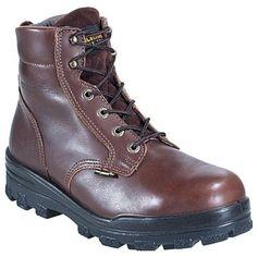 Wolverine Boots Men's 3177 DuraShocks Steel Toe  Insulated Waterproof Boots