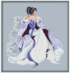 "Passione Ricamo ""Winter Beauty Princess"""