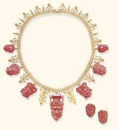 Jewelry 1860s Christie's