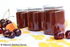 Marillen- Kirsch Marmelade