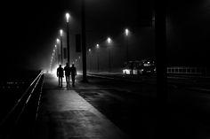 midnight bridge by marctaeuber
