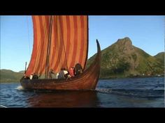 Uploaded on Aug 6, 2011 The Viking ship Lofotr is a replica of the Gokstad ship. The Gokstad ship is a ship from the end of the 800's, excavated in the summer of 1880 at the farm Gokstad in Sandefjord, Norway.   Lofotr is built in the barn of the parsonage of Borg Vestvågøy, Norway and issued out of a boat building courses funded by the Labour Administration and Vestvågøy municipality in the period 1991-1992. It belongs to the Viking Museum Lofotr, which is owned by Vestvågøy municipality.