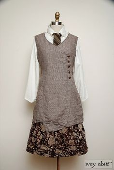 Holiday 2012 Look No. 12 | Vintage Inspired Women's Clothing - Ivey Abitz
