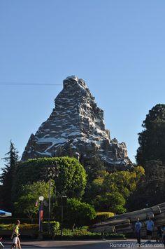 The Matterhorn ride!