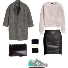 """H&M Outfit"" by patimela on Polyvore"