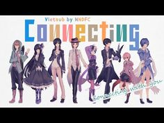 [NNDFC] Connecting - halyosy feat. Vocalists - Utaite vietsub -