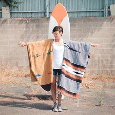 Schuyler surf bags