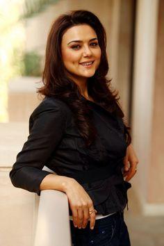 Character: Doeri  Inspiration Actress: Preity Zinta