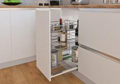 Canastas Botellero 3 Niveles Mod de 400mm - Madecentro Top Freezer Refrigerator, Filing Cabinet, Kitchen Appliances, Storage, Furniture, Home Decor, Wine Rack, Baskets, Diy Kitchen Appliances