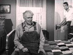 Walter Brennan Tribute-Old Rivers. One of the favorite people in my young life was my Grandpa. This was my favorite song when I knew him. Sounds like this was a later version but he would have loved it. I love it (and him) too.