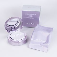 HERA Nude UV Mist Cushion No. 23 Beige Ultra Light Foundation Hair Routine, Korea Makeup, Missha, Face Skin, Makeup Tools, Foundation, Perfume Bottles, Cushions, Nude