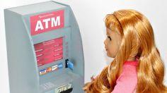 Doll ATM Machine   DIY American Girl Doll Crafts