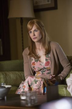 Aside from an unbeatable soundtrack, here's one more thing the Big Little Lies HBO series had that the book didn't: a very talented costume designer, Alix Big Little Lies, Nicole Kidman, Concept Clothing, Alexander Skarsgard, Hair Today, Simple Outfits, Meryl Streep, New Hair, Pretty Woman